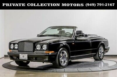 1999 Bentley Azure  1999 Bentley Azure Wide body Mulliner over $400,000 NEW Only 23k miles