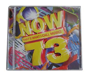 Now That's What I Call Music! 73: 2CD | 2009. New & Sealed. (Next Day Delivery).