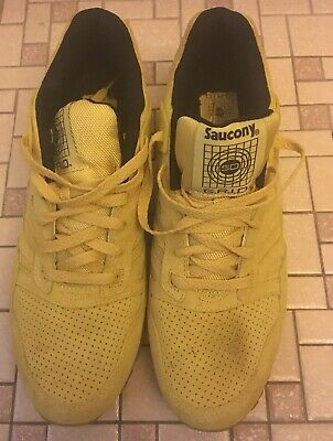 Saucony Men's GRID SD NO CHILL Pack Running Shoes Yellow S70198 4 a1