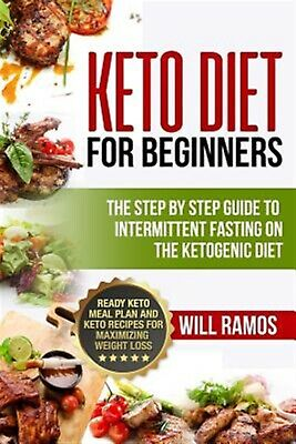 Keto Diet for Beginners Step by Step Guide Intermittent F by Clarity Amy