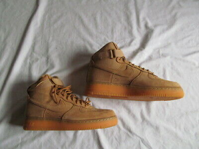 Nike Air Force 1 High '07 LV8 WB 882096 200 man flax /outdoor green shoes  New