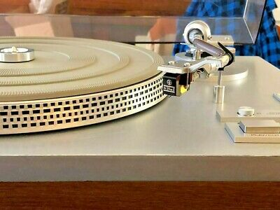 Yamaha YP-D6 Direct Drive Turntable - Serviced - Functional - 1978
