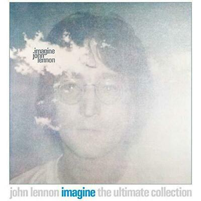 Imagine: The Ultimate Collection, John Lennon, New, Audio CD, FREE & Fast Deliv