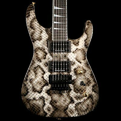 Jackson Custom Shop SL2H-V Soloist Snakeskin Music Zoo Exclusive