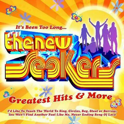 It's Been Too Long... The Greatest Hits And More, The New Seekers, Good CD