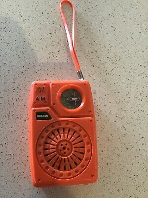 Vintage Transistor Pocket Radio Am