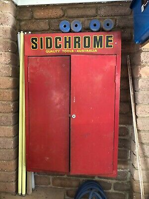 Vintage Tool Kit - Sidchrome - Used but good condition