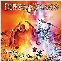Touched By the Crimson King von Demons & Wizards | CD | Zustand sehr gut