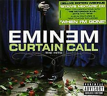 Curtain Call - The Hits (Deluxe Edition) von Eminem | CD | Zustand akzeptabel