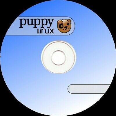"""Latest Release Puppy Linux """"SLACKO PUP"""" 6.3.2  32 or 64 Bit BOOTABLE DVD"""