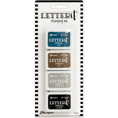 Ranger Letter It Embossing Ink Pad - #1