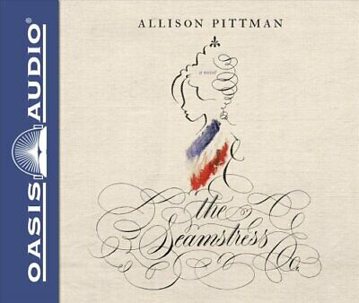 The Seamstress (Library Edition) by Allison Pittman 9781631084553