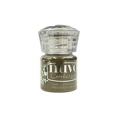 Nuvo Glitter Embossing Powder - Classic Gold