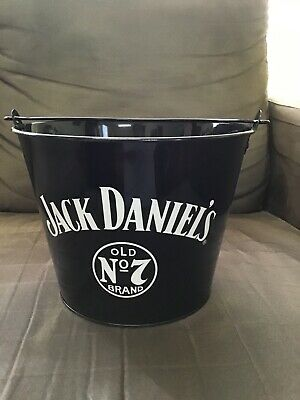 Jack Daniels no. 7 black ice bucket, new, collectable