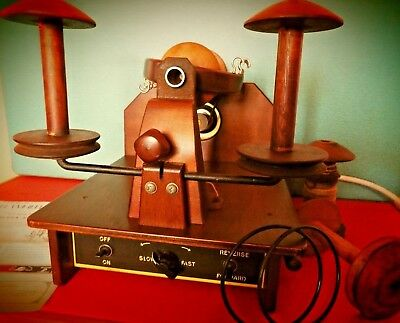 Ertoel Electric Yarn Spinner, 'roberta' Original, As New Condition!