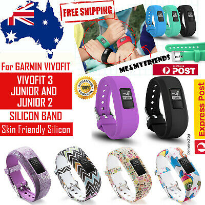 Replacement Band for GARMIN VIVOFIT 3 JR JR 2 JUNIOR Fitness Sports Wristband