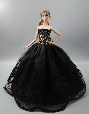 Fashion Princess Party Dress/Evening Clothes/Gown For 11.5 inch Doll b05
