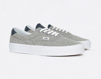 be4862090b VANS MENS VARSITY Era 59 Sneakers Gray True White 3.5 New -  54.99 ...