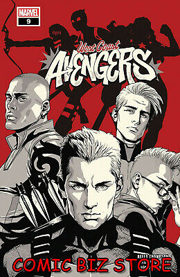 West Coast Avengers #9 (2019) 1St Printing Bagged & Boarded Marvel Comics