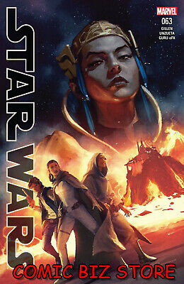Star Wars #63 (2019) 1St Printing Parel Main Cover Bagged & Boarded Marvel