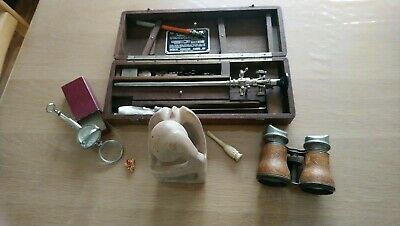 Joblot Antique And Vintage Collectables