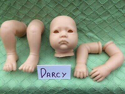 20 inch Darcy with open eyes - Doll kit only