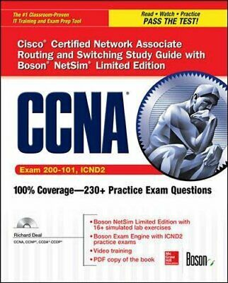 CCNA Routing & Switching ICND2 Study Guide (Exam 200-101 ICND2) with Boson Ne…