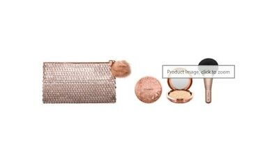 MAC Cosmetics Whisper Of Gilt Face Bag Snowball Collection 2017