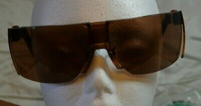 Vintage Military Protective Spectacles System, Laser Safety Sun Glasses, 2 pair