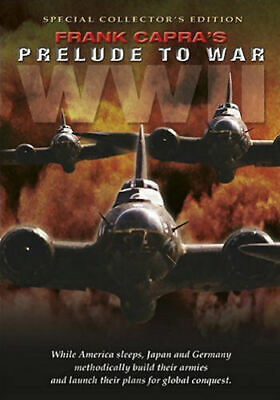 Prelude to War (DVD, 2001) - Disc Only