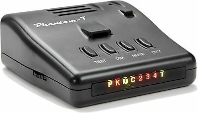 Rocky Mountain Radar & Laser Detector - Phantom-T  50% More Power The One U Need