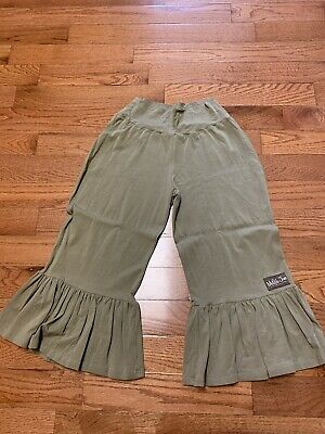 Women's Matilda Jane Ticket Booth Big Ruffles Size Medium