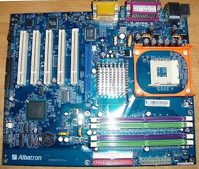 ALBATRON PX865PEC PRO INTEL CHIPSET WINDOWS VISTA DRIVER
