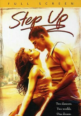 Step Up (DVD, 2006, Full Frame) - Disc Only
