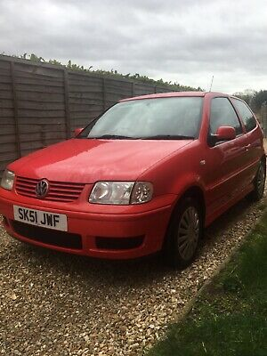 VW Polo 1.4 TDI PD 2001 Low mileage