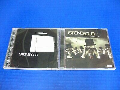 Stone Sour 2 CD Hard Rock LOT - Self-Titled & Come What (Ever) May
