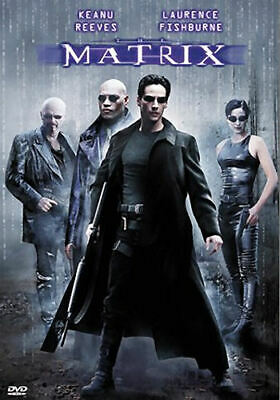 The Matrix (DVD, 1999) (Snap-case) - Disc Only