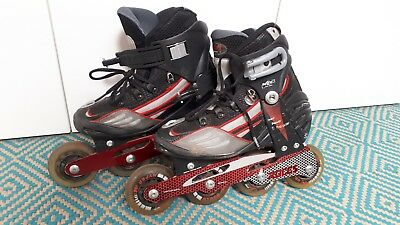 Kids Roces Biome Roller Blades Skates Approx Size 3-4US
