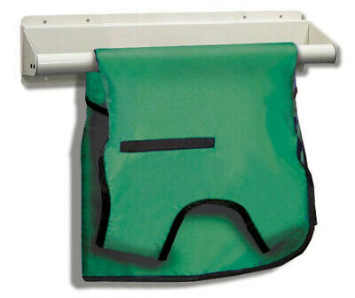 Wall Mounted Lead Apron Rack by Techno-Aide