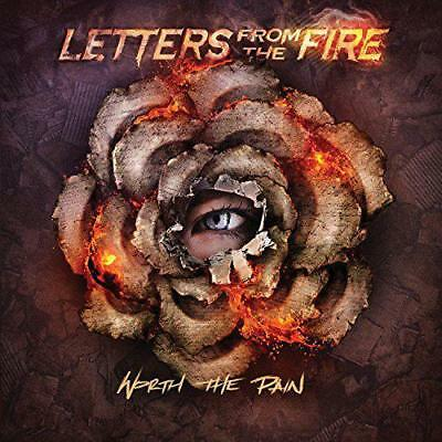 Worth The Pain, Letters From The Fire, Audio CD, New, FREE & FAST Delivery