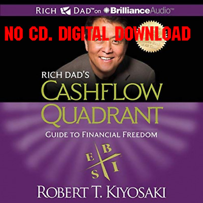 Rich Dads Cashflow Quadrant Guide to Financial Freedom - Robert T. K [AUDIOBOOK]