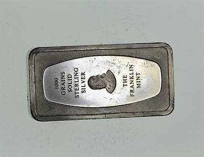 Fathers Day 1971 Sterling Silver Bar - .925 - 66.4 Grams - Limited Edition! *549