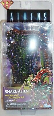 "SNAKE ALIEN Aliens Kenner Expanded Universe 7"" Action Figure Series 13 Neca 2019"