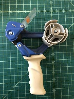 Tape Dispenser / Standard Hand Held Tape Gun, Used Good Condition