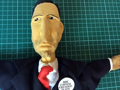 Paul Keating Hand Puppet In Box
