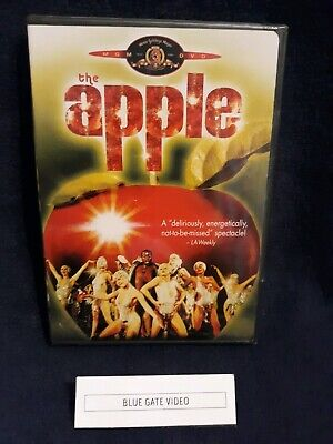 The Apple DVD 2004 Musical Brand New Factory Sealed Rare HTF OOP MGM