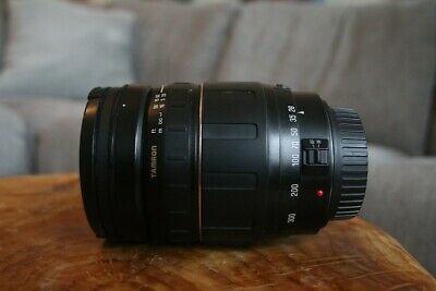 Tamron LD (IF) 185D 28-300mm f/3.5-6.3 Lens (Canon fit - used, good condition)