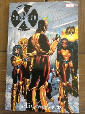 Counter X Trade Paperback Collects Generation X 63-70 Marvel Comics 2008