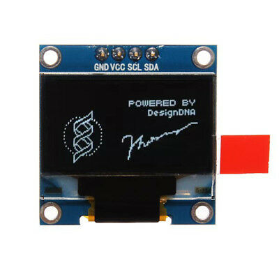0,91 Zoll IIC I2C SPI 128x32 Weiss OLED LCD-Display-Modul fuer Arduino PIC Y9E9