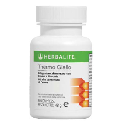 HERBALIFE Thermo Giallo 60 Compresse